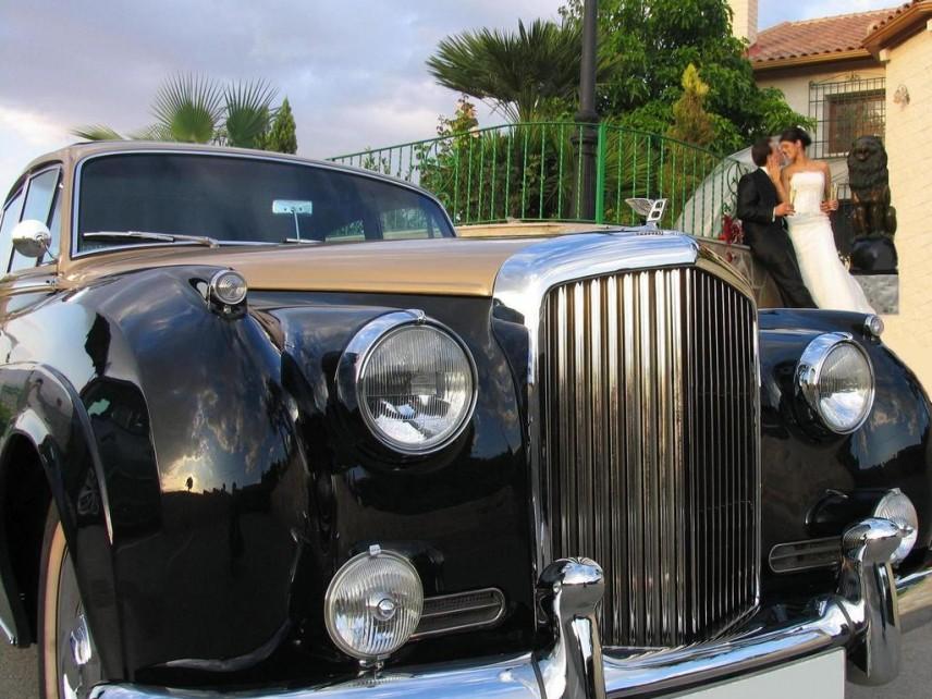 Alquiler Rolls Royce de coches de boda www.bodascartagena.com Cartagena Murcia