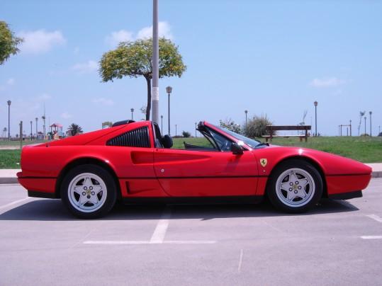 Nota: Imagen del GTS Turbo