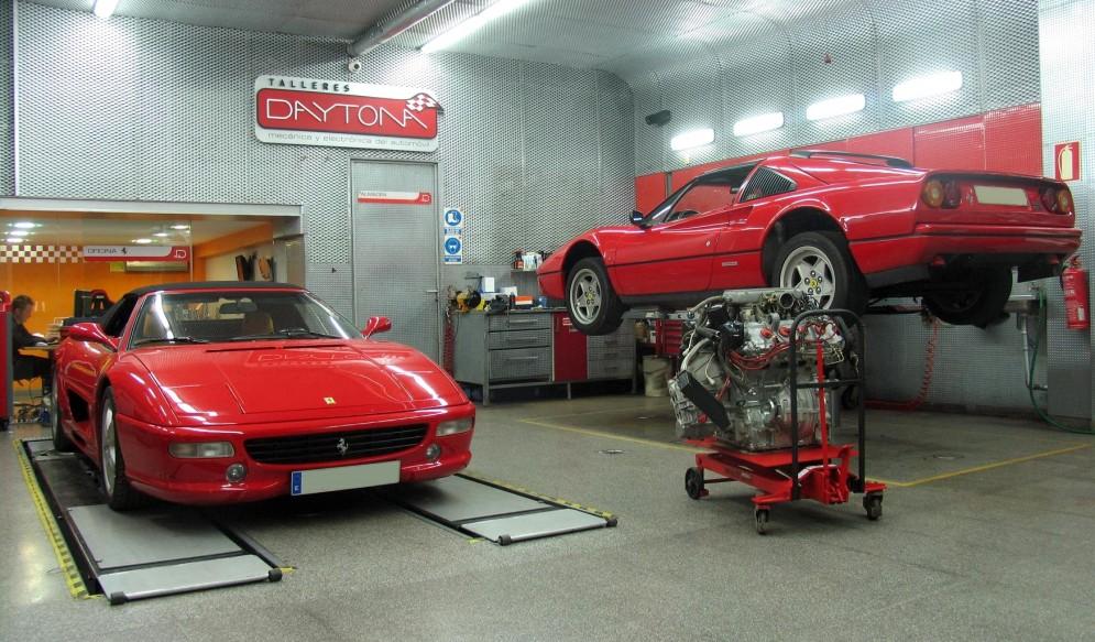 Taller Especializado Ferrari Cartagena Murcia